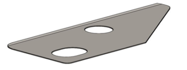 AFC-50 french fry cutter parts
